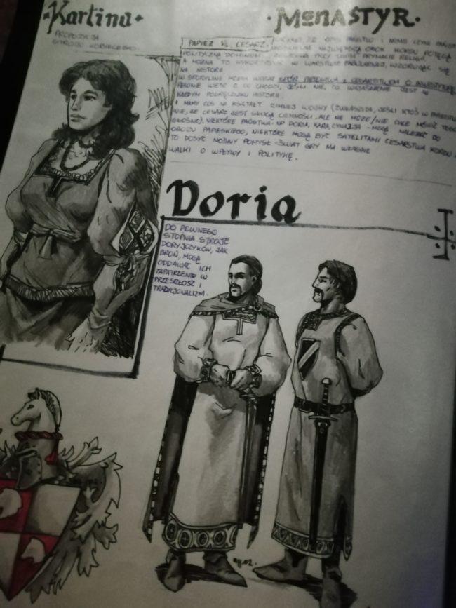 Monastyr - Doria