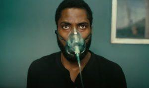 Masa astmatyków w TENET, ciągle się nebulizują